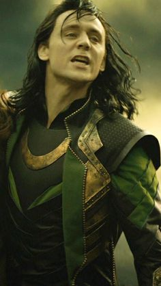 """I am Loki of Jotunheim, and I bring you a gift!"" - Thor 2 Before I knew what was going on here, I was heartbroken."