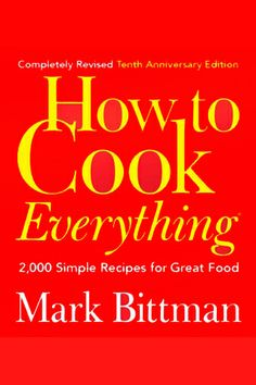 The Best Cookbooks Of All Time, Plus New Must-Haves #refinery29