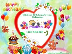 Childrens Birthday Party Venue Melbourne Source Httpwww - Children's birthday parties melbourne