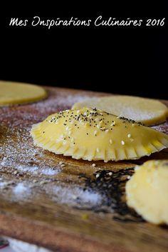 La pate à empanadas fait-maison (étape par étape)