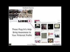 A recorded Pinterest webinar. A ton of information on basic usage as well as using Pinterest for marketing and beyond. Tips and tricks and full Q session.