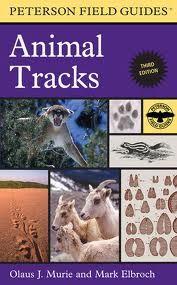 Peterson's Animal Tracks