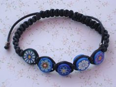 I just listed Flowery Shamballa Bracelet on The CraftStar @TheCraftStar #uniquegifts