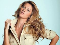 "Beautiful Artists Photos : Hollywood Actress ""Gisele Bundchen""  Photo Album"
