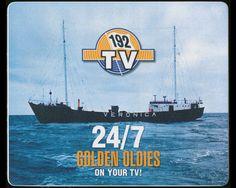 Muismat<br>192TV<br>Golden Oldies<br>on your TV!