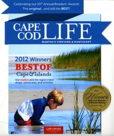 Cape Cod Museum of Natural History- Cape Cod life magazines Gold award for 2012. Open February school vacation-list of events. Brewster, Cape Cod.