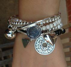 Loving my new Von Treskow bracelets! Thanks Eva!! xx #VonTreskow