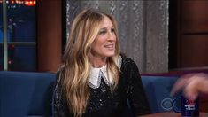 Sarah Jessica Parker Jokes Stephen Colbert Could 'Play Samantha' in 'Sex and the City 3'