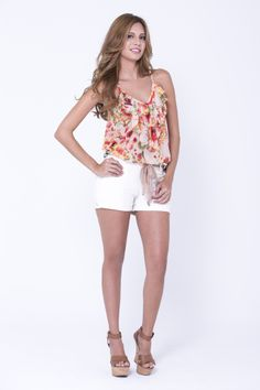 www.bonabella.com.co White Shorts, Short Dresses, Women, Fashion, End Of Year, Short Gowns, Moda, Women's, La Mode