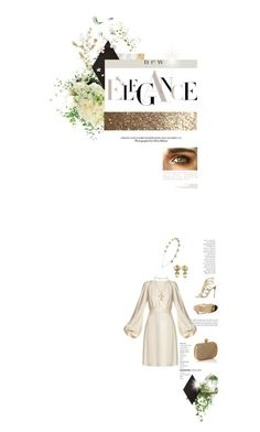 """"""":)"""" by opal2635 ❤ liked on Polyvore featuring Chloé, Cara, Miriam Haskell, Bottega Veneta, Sergio Rossi and Merola"""