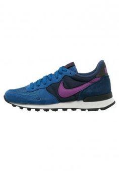 new product e4351 3d4f9 Nike Sportswear - INTERNATIONALIST - Sneaker - dark royal bluepurple  duskmid navy