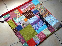 Bolsa para ropa sucia | Laundry bag | Gineceo, María Tenorio, 2015