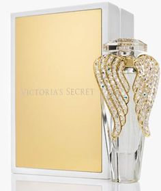 Our limited-edition Heavenly fragrance comes with wings made of 126 Swarovski crystals, inspired by the #VSFashionShow!