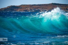 Big Waves in Corsica by Christoph Oberschneider on Big Waves, Corsica, Sea, Outdoor Adventures, Explore, Mountains, Instagram, Water, Travel