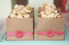 Very cute treat bags!