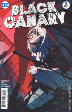 Black Canary (2015 4th Series) 12