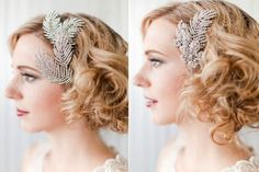 FASHION: Favorite Bridal Hairstyles for short Hairs