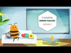 Z kamerą wśród pszczół Audio Books, Toy Chest, Humor, Toys, Youtube, Home Decor, Speech Language Therapy, Camera, Humour