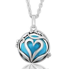 Bola De Grossesse Harmony En Argent Boule Coeur Mother Gifts, Mothers, Mother And Child, Silver Plate, Christmas Bulbs, Best Gifts, Pendants, Colours, Shapes