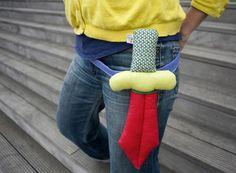 Stocking Stuffers - Plush Dagger by Poc a Poc