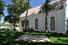 La Motte Winery - Franschoek, South Africa