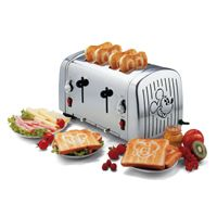 I need one of these!!! = Disney 5555-07 Mickey's Classic Toaster, 2 ...