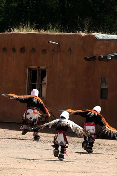 Tesuque Pueblo, NM - did my student teaching in this pueblo. The best time of my life.