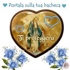 Proteggimi. Ho bisogno di te♥ Dear God, Madonna, Emoticon, Prayers, Faith, Christmas, Religious Art, Dios, Mother Teresa