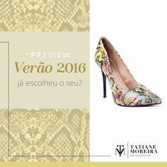 Calçados ⏩www.tatianemoreira.com.br