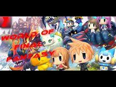 Enjoy Game's: World of final fantasy (ps4) présentation