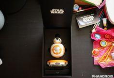 Unboxing: Star Wars BB-8 aplicación habilitada Droid esfera