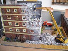 Demolition Diorama - General Topics - DHS Forum