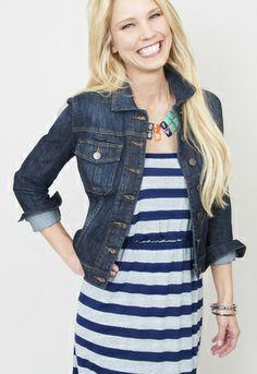 Amelia Denim Jacket