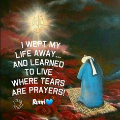 Daily Uplifting Quotes & Sayings Rumi Love Quotes, Sufi Quotes, Quran Quotes, Spiritual Quotes, Words Quotes, Wise Words, Positive Quotes, Qoutes, Uplifting Quotes