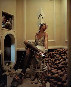 'Cremaster 3' (2002)  Dir. Matthew Barney