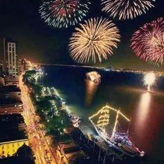 Guayaquil de fiesta