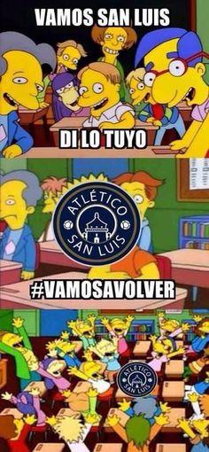 #meme Atlético San Luis #VamosAVolver #SLP #Mexico #futbol