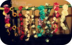 vinchas de flores! https://www.facebook.com/en.lazame.5