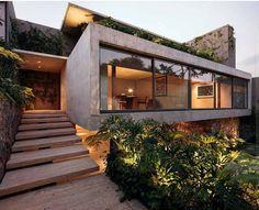 Pin Veredas Arquitetura --- www.veredas.arq.br --- Inspiração:  Consulta esta foto de Instagram de @contemporaryhome • 9,738 Me gusta