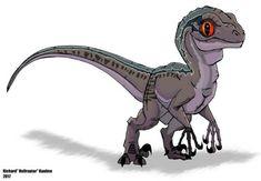 Resultado de imagem para richard hellraptor kuulme
