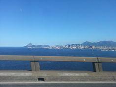 Ponte Rio Niterói/RJ Brasil