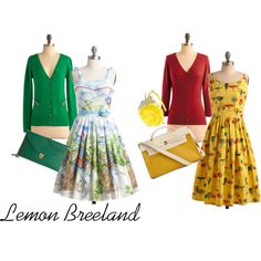 Lemon Breeland from Hart of Dixie has the quintessential Stepford wife style!
