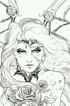 Coloriage Adulte Personnage.226 Meilleures Images Du Tableau Coloriages Personnages Coloring