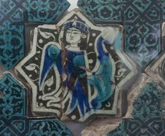 Konya's Karatay museum of Seljuk ceramics by Dick Osseman Ancient Persian, Ancient Art, Turkish Tiles, Portuguese Tiles, Moroccan Tiles, Slab Pottery, Pottery Clay, Antique Jewellery Designs, Sculpture Clay
