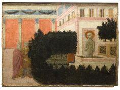 Francesco di Giorgio Martini,  Susanna at the Elders,   C 1460,  Inv. 275…