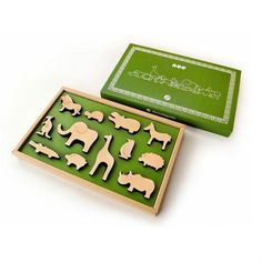 動物の積木  NOE(ノエ) Wooden Toys, Wallet, Wooden Toy Plans, Wood Toys, Woodworking Toys, Purses, Diy Wallet, Purse