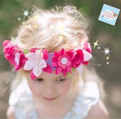 #handmade #tiny people #business fairy #fairy #boys #girls #gifts #birthday #beautiful #shopping #shabbychic #smallbiz #handmadeloves #design #headband #flowers