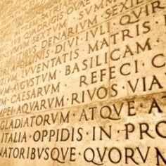 Latin - el latín