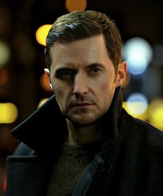 """Richard Armitage as Daniel Miller in the first season of """"Berlin Station"""". British Men, British Actors, Most Beautiful Man, Gorgeous Men, Richard Armitage Twitter, French Words With Meaning, Actors Then And Now, Stormy Waters, Berlin Station"""