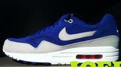 Nike Air Max 1 Holiday Blue/Grey